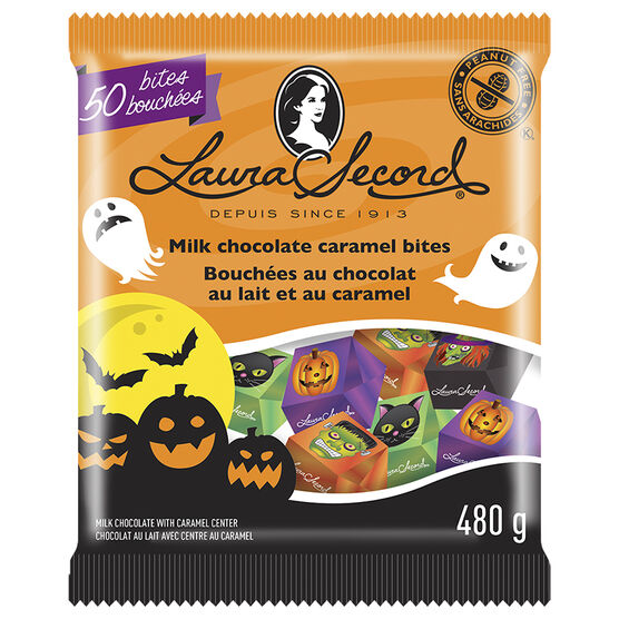 Laura Secord Chocolate Caramels - 480g