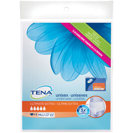 Tena Unisex Underwear Ultimate-Extra - Medium - 1's