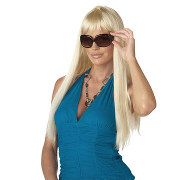 Halloween Glamour Wig - Blonde
