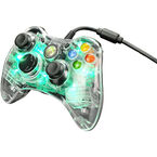 PDP Afterglow Controller for Xbox 360 - Green - 3702GR