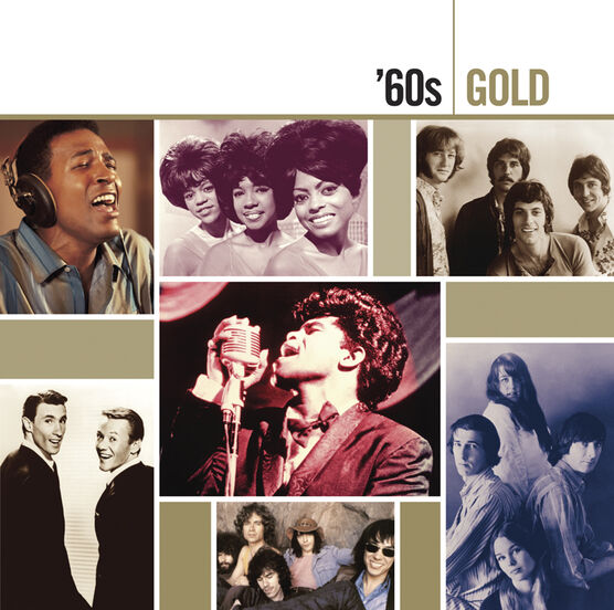 Various - 60's Gold - 2 Disc Set