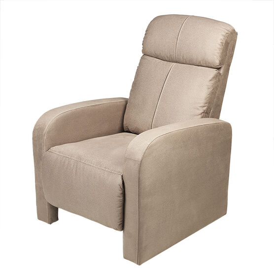 London Drugs Recliner with Headrest -  Brown
