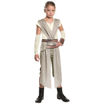 Halloween Rey Costume - Child's Medium