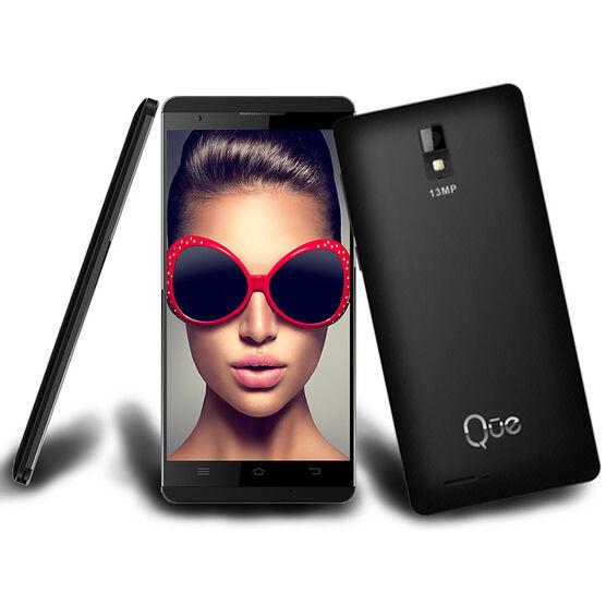 Que 5.5 Carbon Smartphone - Black - QUECARBON55BLK