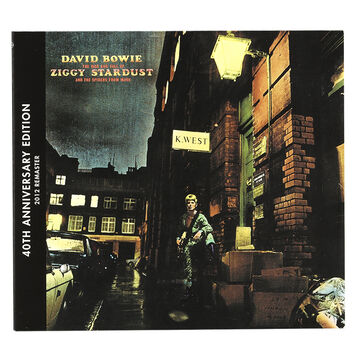 David Bowie - Ziggy Stardust - CD