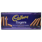 Cadbury Milk Chocolate Fingers - Original - 114g