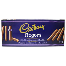 Cadbury Milk Chocolate Fingers - Original - 114g