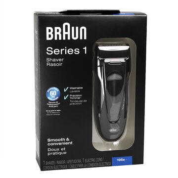 Braun Series 1-195s Electric Shaver - 1195