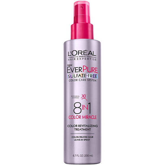 L'Oreal Everpure 8 in 1 Color Miracle Treatment - 200ml