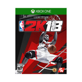 Pre Order: Xbox One NBA 2K18 Legend Edition