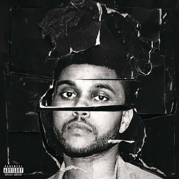 The Weeknd - Beauty Behind The Madness - 2 LP Vinyl
