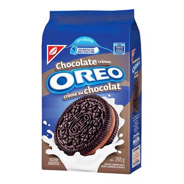 Christie Oreo Cookies - Chocolate - 265g