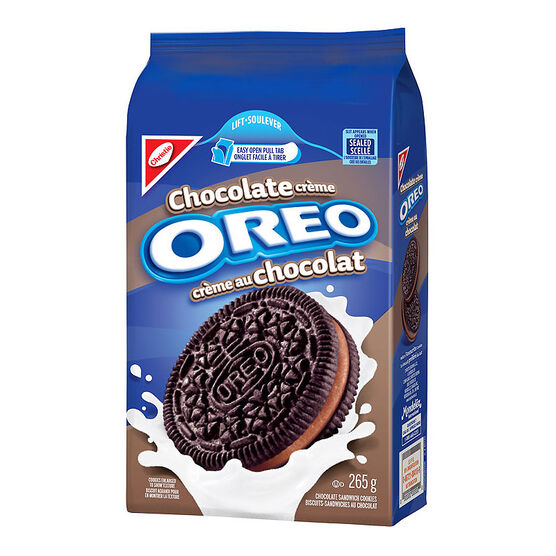Christie Oreo Cookies - Chocolate - 265g