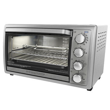 Black & Decker 9 Slice Toaster Oven - TO4314SSD