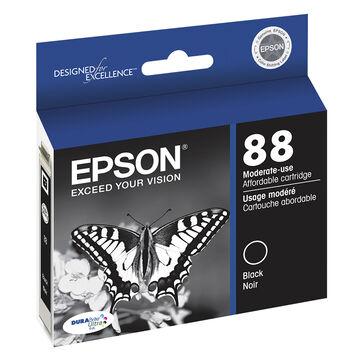 Epson Durabrite Ink Cartridge - Black - T088120