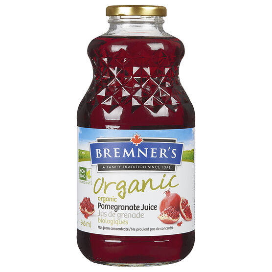 Bremner's Pomegranate Juice - 946ml