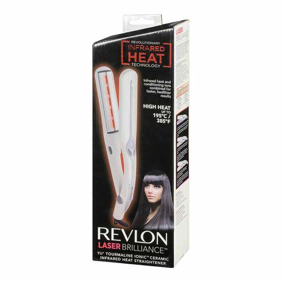 Revlon Tourmaline Ionic Ceramic  Infrared Straightener - 1 1/4inch - RVST2087F