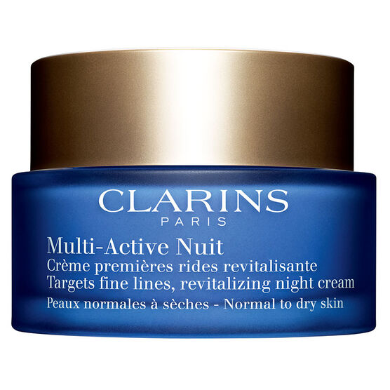 Clarins Multi-Active Nuit - Normal to Dry Skin - 50ml