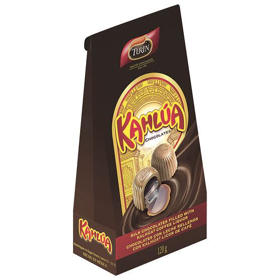 Turin Kahlua Milk Chocolates - 120g