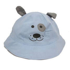 Puppy Sun Hat - Boys - 2-3X