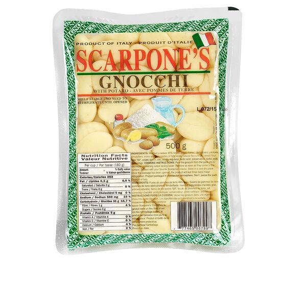 Scarpones Gnocchi - 500g