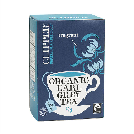 Clipper Organic Tea - Earl Grey - 20's