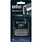 Braun 31S/Series 3 - 5000/6000 Series/Contour, Flex Integral Foil & Cutter