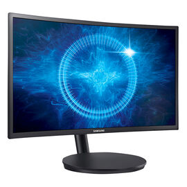 Samsung 24inch Curved Gaming Monitor with AMD FreeSync - LC24FG70FQNXZA