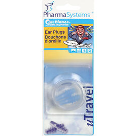 PharmaSystems U Travel Ear Plugs
