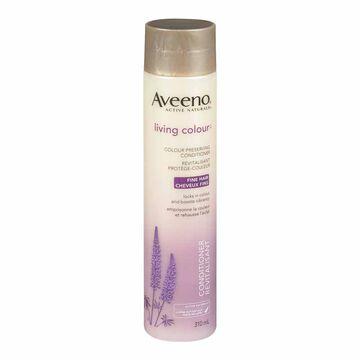 Aveeno Living Colour Conditioner for Fine Hair - 310ml
