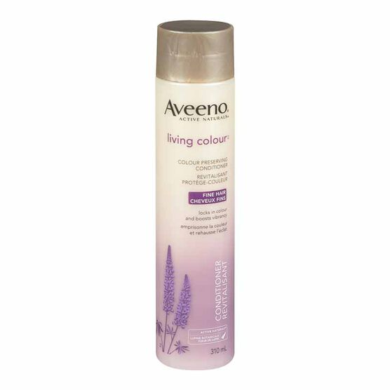 Aveeno Living Colour Conditioner for Fine Hair - 310ml