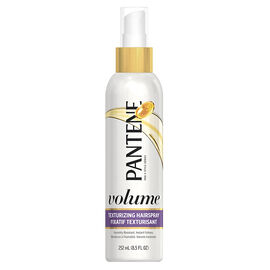 Pantene Pro-V Volume Hairspray - Texturizing - 252ml