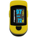 ChoiceMMed Pulse Oximeter - Yellow - MD300C20