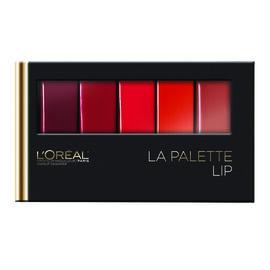L'Oreal Colour Riche La Palette Lip