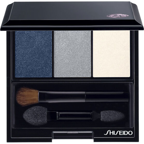 Shiseido Luminizing Satin Eye Colour Trio - GY901 Snow Shadow