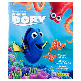 Disney Pixar Finding Dory Sticker Album