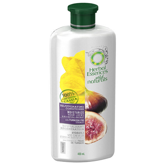 Herbal Essences Wild Naturals Rejuvenating Conditioner - 400ml