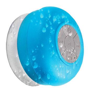 S-Line Soak'd Water Resistant Bluetooth Speaker - Blue - SL79139