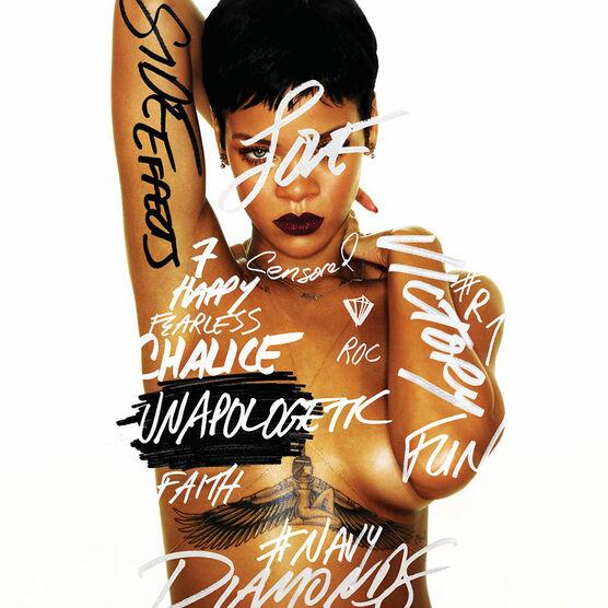 Rihanna - Unappologetic - CD
