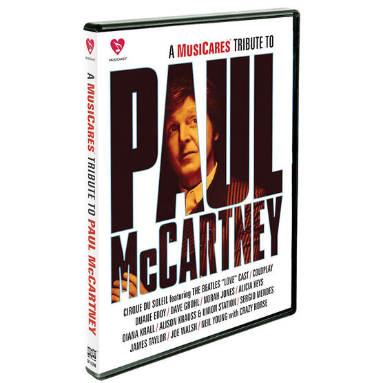 A MusiCares Tribute to Paul McCartney - DVD