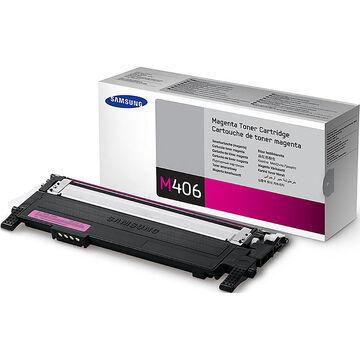 Samsung Toner Cartridge - Magenta - CLT-M406S/XAA