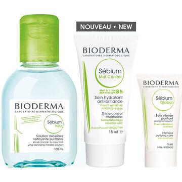 Bioderma Sebium Discovery Kit