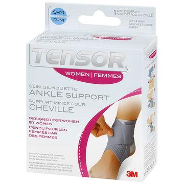 Tensor Women Slim Silhouette Ankle Support