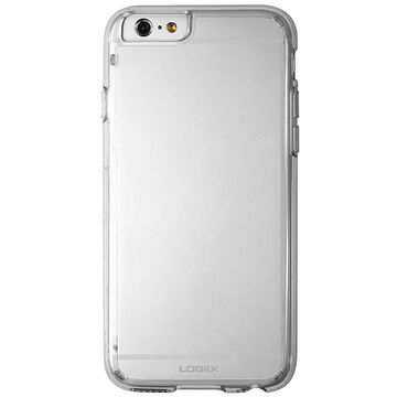 Logiix Gel Guard for iPhone 6 - Clear/Clear - LGX10987