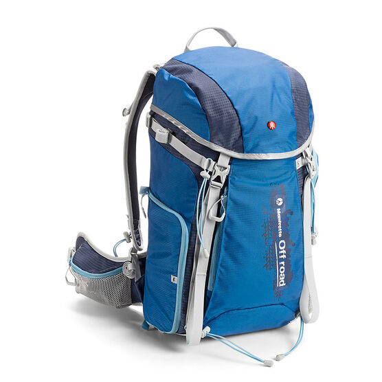 Manfrotto Off Road 30L Backpack - Blue - MOR-BP30BU