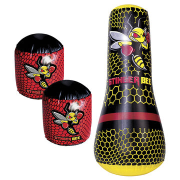 Franklin Punching Bag and Glove Set