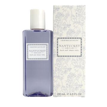Crabtree & Evelyn Nantucket Briar Bath and Shower Gel - 200ml