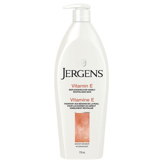 Jergens Vitamin E Moisturizer - 775ml