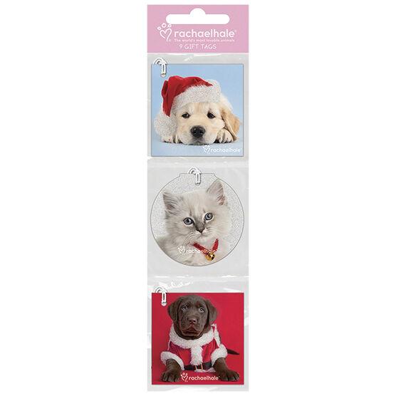Christmas Rachael Hale Gift Tags - 9s