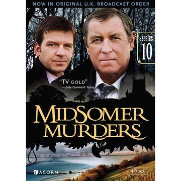 Midsomer Murders: Series 10 - DVD